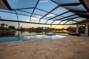 Ferienvilla_Horizon-Pool_Sunset